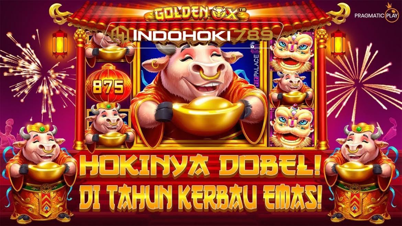 Trik Menang Slot Online Golden Ox