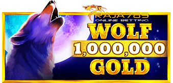 Review Slot Online Wolf Gold Pragmatic Play